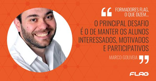 Testemunho Marco Gouveia