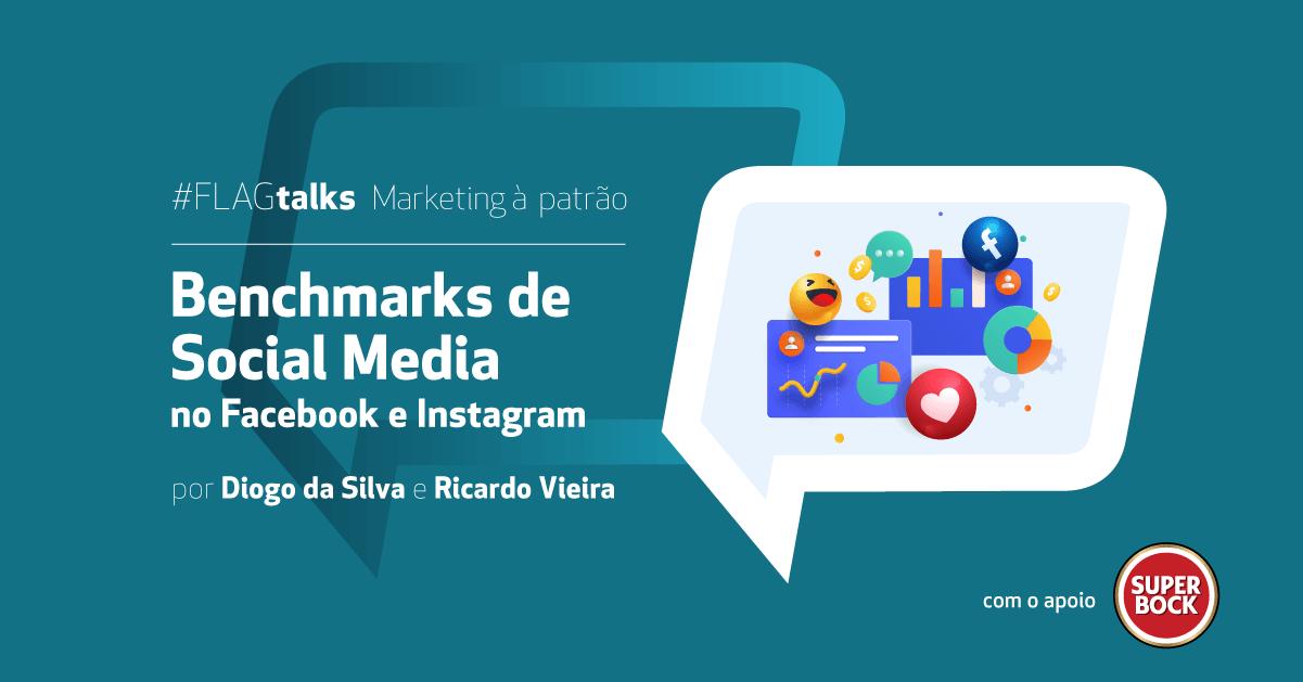 Benchmarks de Social Media no Facebook e Instagram